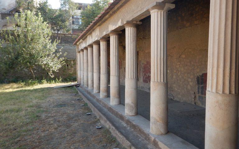 Villa di Poppea Oplontis