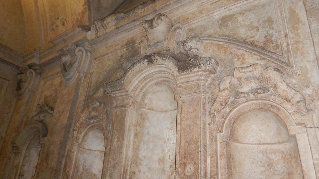 ipogeo chiesa Misericordiella Napoli 2